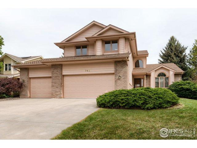 748 Rochelle Cir, Fort Collins, CO 80526 (MLS #882010) :: J2 Real Estate Group at Remax Alliance