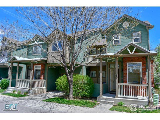 818 S Terry St #99, Longmont, CO 80501 (MLS #882016) :: 8z Real Estate