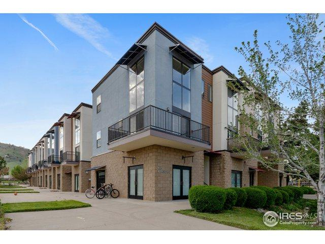 4645 Broadway St #4, Boulder, CO 80304 (MLS #882019) :: Hub Real Estate