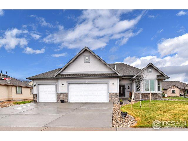26 S Mountain View Dr, Eaton, CO 80615 (MLS #882028) :: J2 Real Estate Group at Remax Alliance