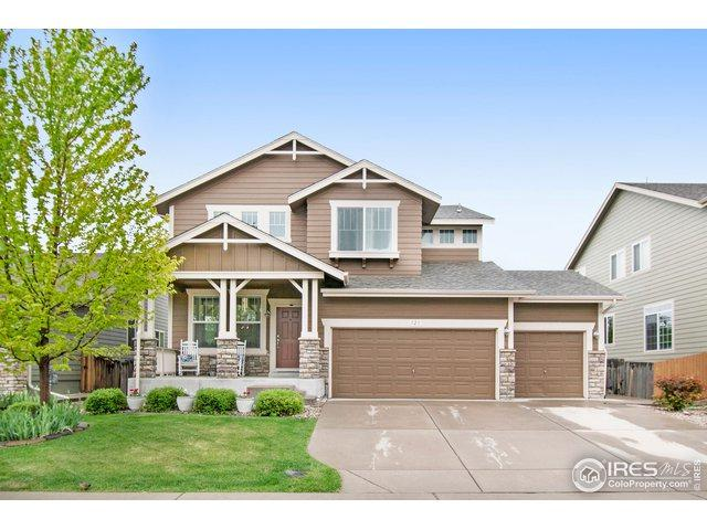 121 Muscovey Ln, Johnstown, CO 80534 (MLS #882044) :: 8z Real Estate