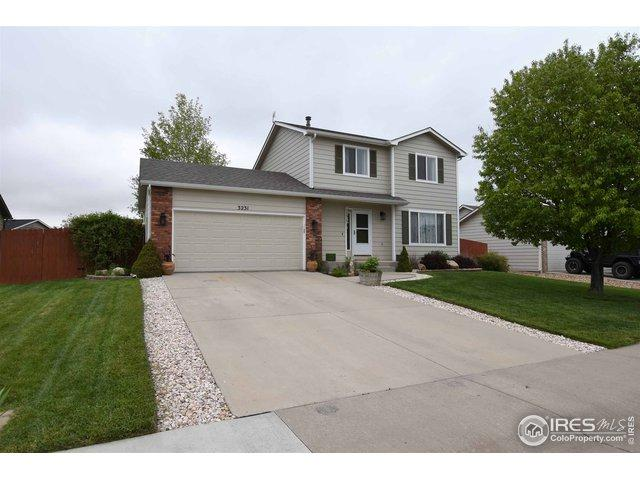 3231 Belmont Ct, Wellington, CO 80549 (MLS #882046) :: Bliss Realty Group