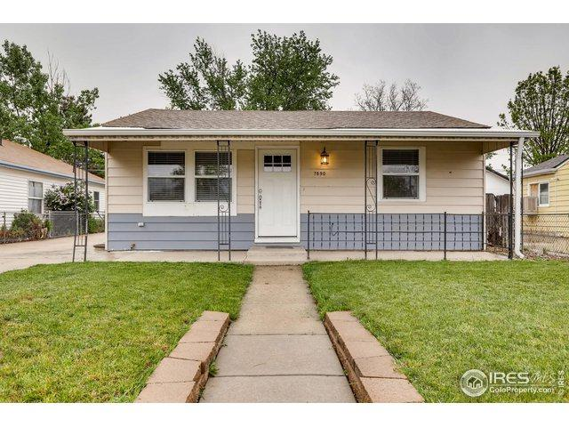 7890 Olive St, Commerce City, CO 80022 (#882047) :: The Peak Properties Group