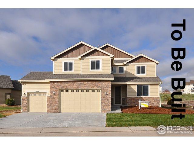 7124 Sage Meadows Dr, Wellington, CO 80549 (MLS #882054) :: 8z Real Estate