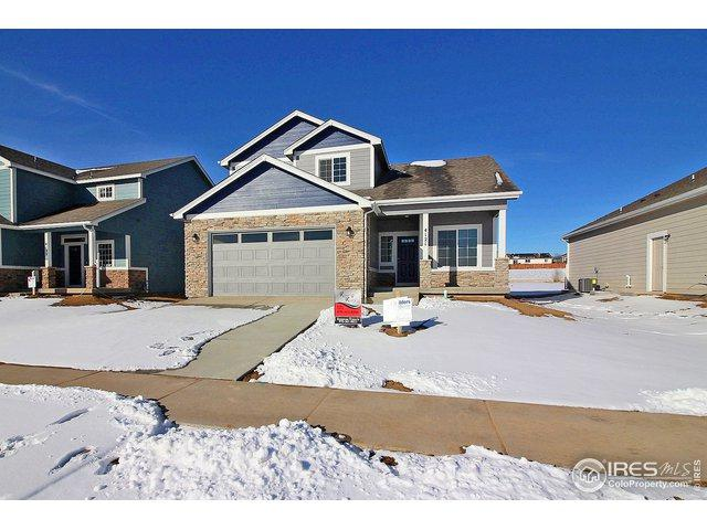 2912 68th Ave, Greeley, CO 80634 (#882105) :: The Peak Properties Group