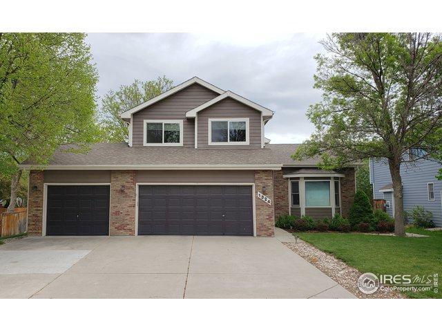 1324 Sanford Dr, Fort Collins, CO 80526 (#882114) :: The Peak Properties Group
