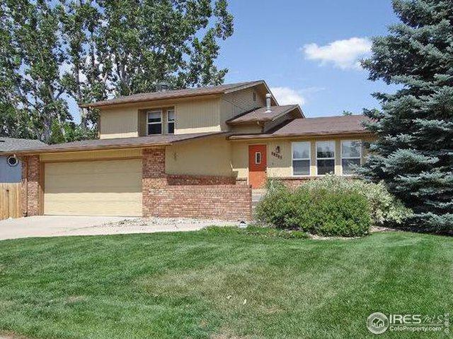 4711 W 9th St, Greeley, CO 80634 (#882121) :: The Peak Properties Group