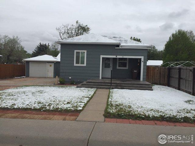 810 26th Ave, Greeley, CO 80634 (#882168) :: The Peak Properties Group