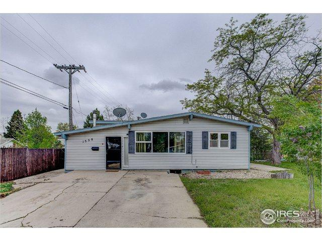 1530 W 16th St, Loveland, CO 80538 (MLS #882181) :: Downtown Real Estate Partners