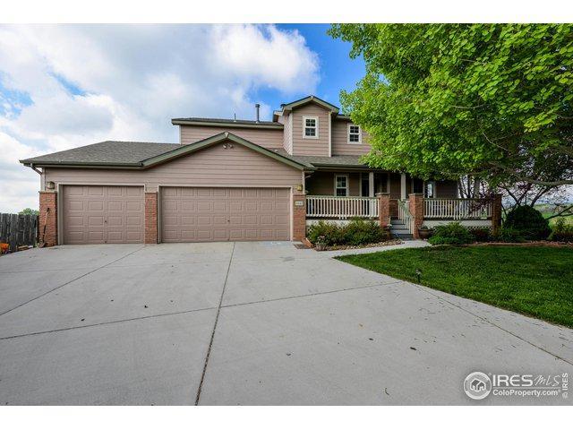 4442 Prairie Trail Dr, Loveland, CO 80537 (MLS #882182) :: Downtown Real Estate Partners