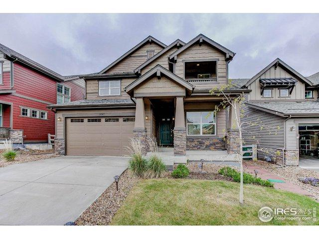 16747 Compass Way, Broomfield, CO 80023 (MLS #882187) :: 8z Real Estate