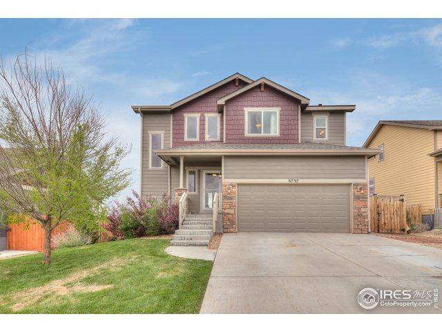 6737 S 2nd St, Frederick, CO 80530 (MLS #882219) :: Kittle Real Estate