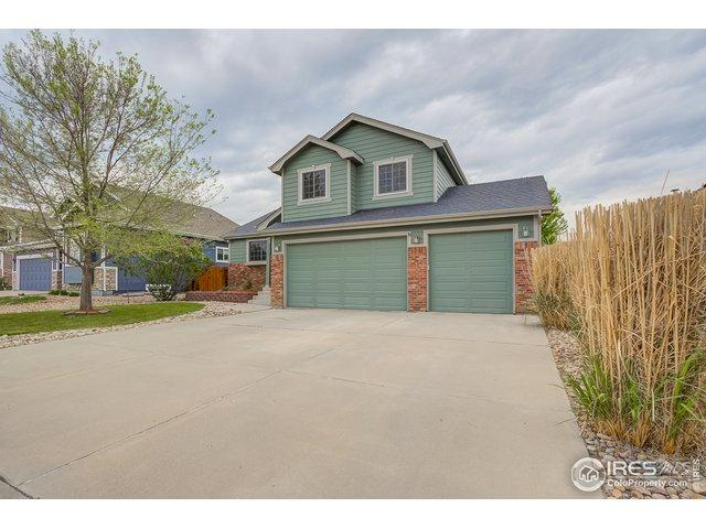 4319 Onyx Pl, Johnstown, CO 80534 (MLS #882230) :: Bliss Realty Group