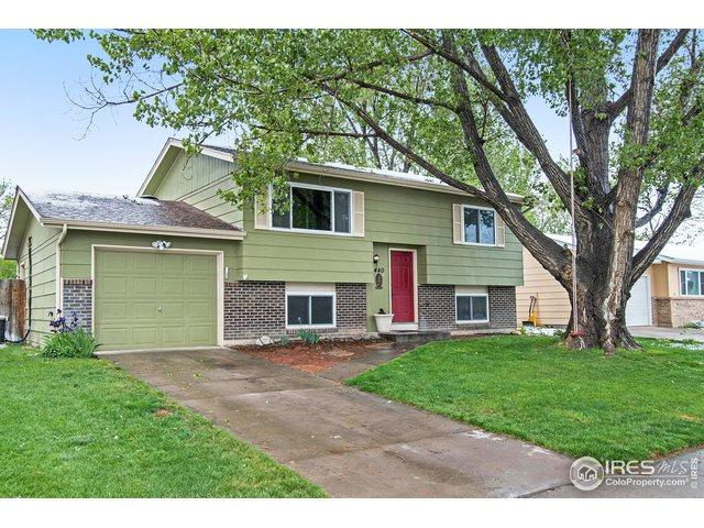 440 Juniper Ave, Eaton, CO 80615 (MLS #882235) :: Tracy's Team