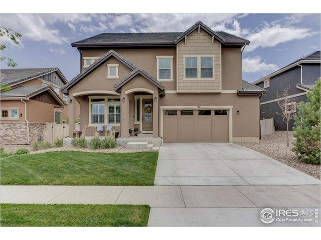 139 Summit Way, Erie, CO 80516 (MLS #882237) :: Tracy's Team