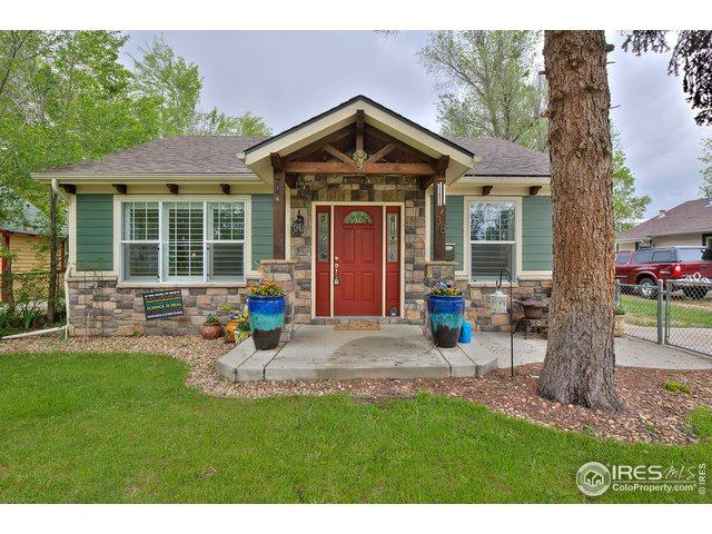 38 Marshall Pl, Longmont, CO 80504 (MLS #882239) :: Tracy's Team