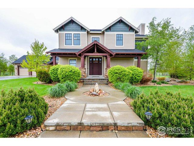 4761 Shavano Dr, Windsor, CO 80550 (MLS #882244) :: Tracy's Team
