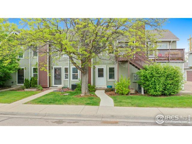 300 Sundance Cir #103, Fort Collins, CO 80524 (MLS #882260) :: Bliss Realty Group