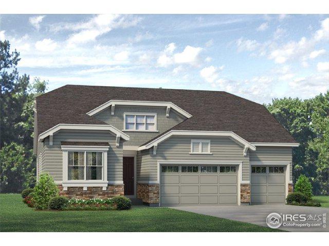 6109 Chantry Dr, Windsor, CO 80550 (MLS #882264) :: Kittle Real Estate