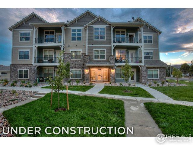4780 Hahns Peak Dr #206, Loveland, CO 80538 (MLS #882265) :: Kittle Real Estate
