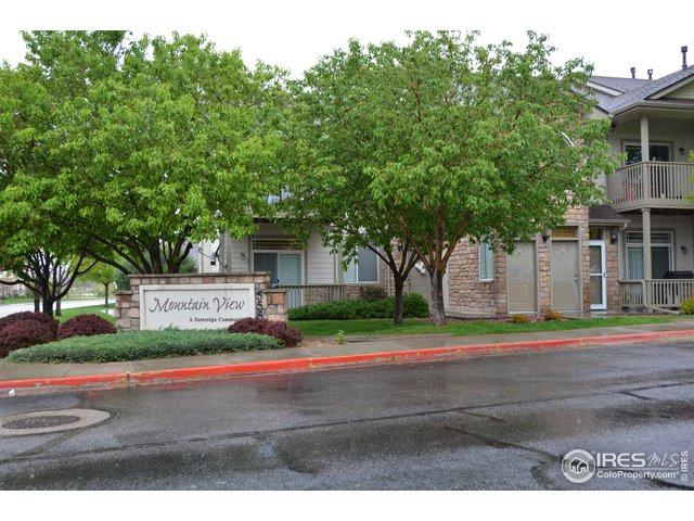 5551 29th St #211, Greeley, CO 80634 (MLS #882266) :: Bliss Realty Group