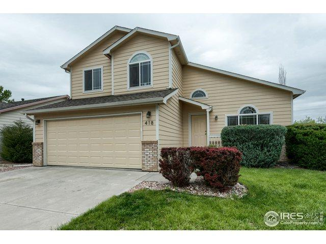 418 Dunne Dr, Fort Collins, CO 80525 (MLS #882285) :: Bliss Realty Group