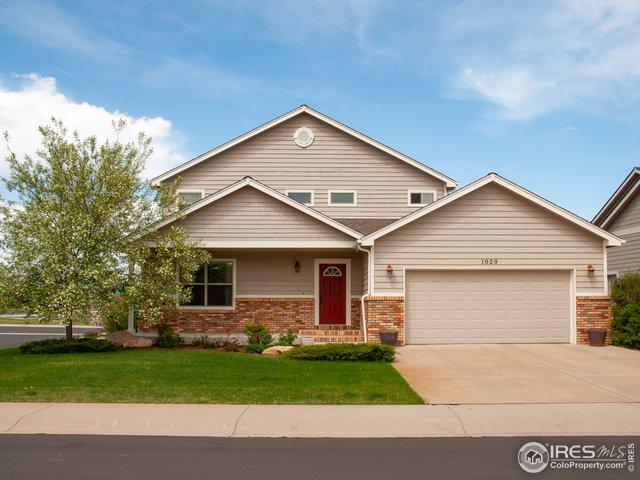 1020 Dry Creek Ct, Windsor, CO 80550 (MLS #882286) :: Bliss Realty Group