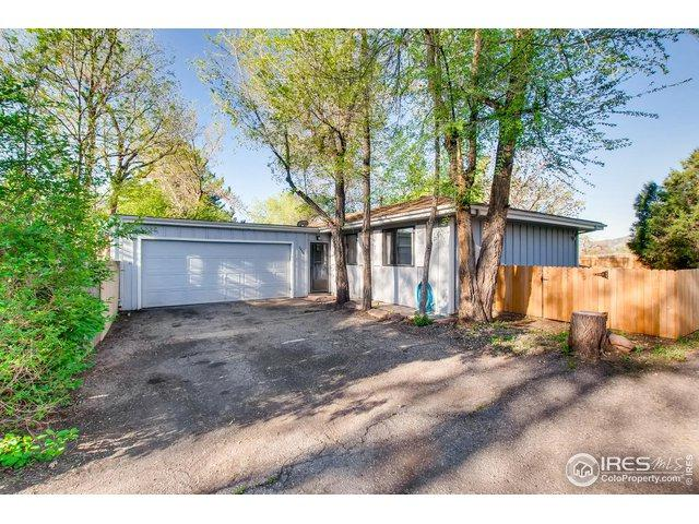 4470 Driftwood Pl, Boulder, CO 80301 (MLS #882295) :: Kittle Real Estate
