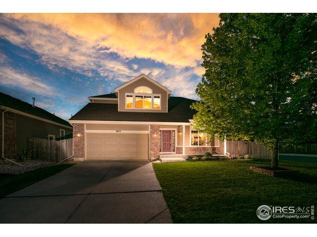 3672 Holmes Ln, Johnstown, CO 80534 (MLS #882303) :: Bliss Realty Group