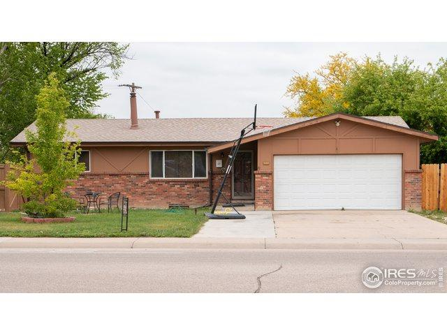 3105 W 13th St, Greeley, CO 80634 (MLS #882304) :: Bliss Realty Group