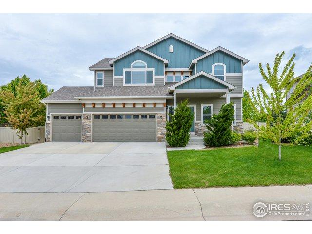 4626 Freehold Dr, Windsor, CO 80550 (MLS #882305) :: Bliss Realty Group
