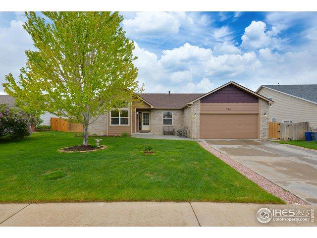 304 Central Ave, Severance, CO 80546 (MLS #882333) :: Bliss Realty Group