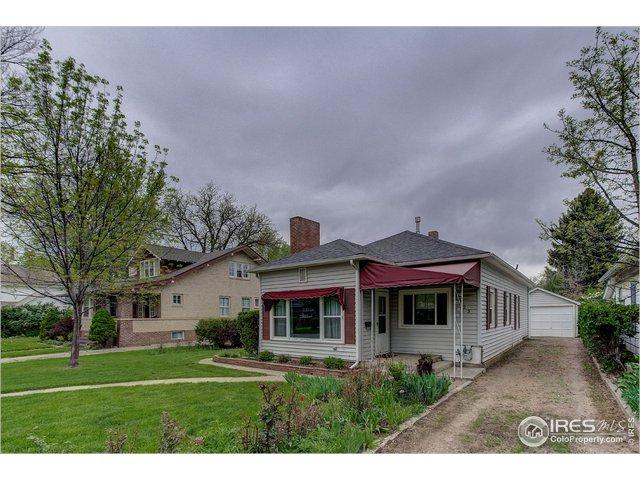 123 N Washington Ave, Fort Collins, CO 80521 (MLS #882352) :: 8z Real Estate