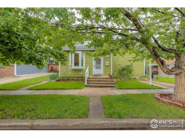 1417 Cannon St, Louisville, CO 80027 (MLS #882357) :: Hub Real Estate