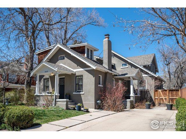 1013 Mapleton Ave, Boulder, CO 80304 (MLS #882407) :: Keller Williams Realty