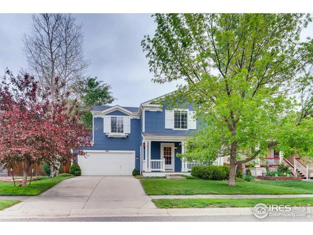 1855 Gordon Dr, Erie, CO 80516 (MLS #882411) :: Kittle Real Estate