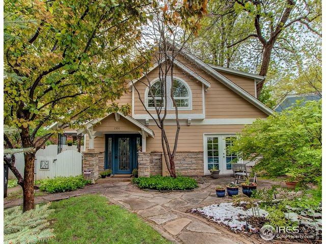 1531 W Mountain Ave, Fort Collins, CO 80521 (MLS #882416) :: 8z Real Estate