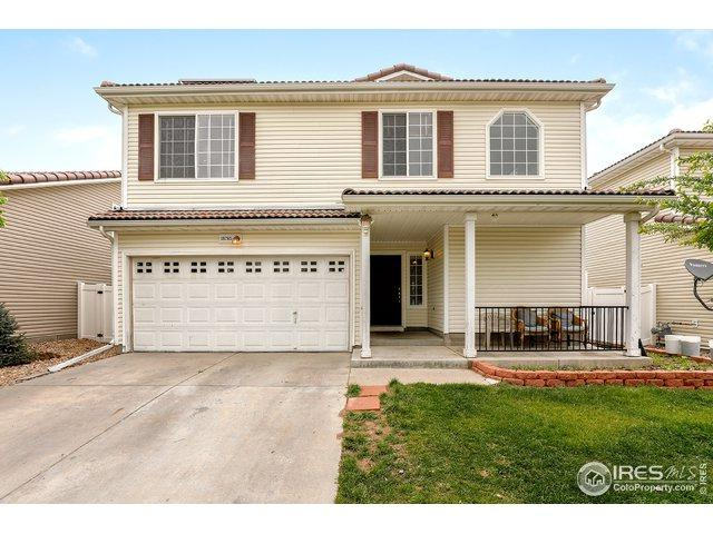 18785 Burlington Pl, Denver, CO 80249 (MLS #882422) :: Kittle Real Estate