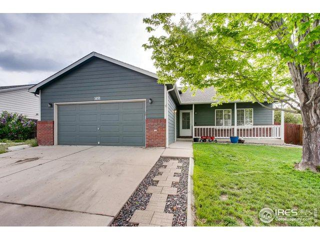 1491 S Dawn Dr, Milliken, CO 80543 (MLS #882425) :: 8z Real Estate