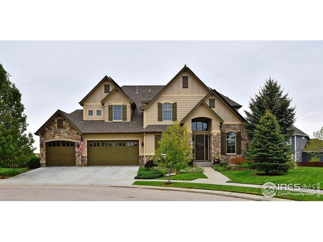 5642 Shepherd St, Timnath, CO 80547 (#882434) :: The Griffith Home Team