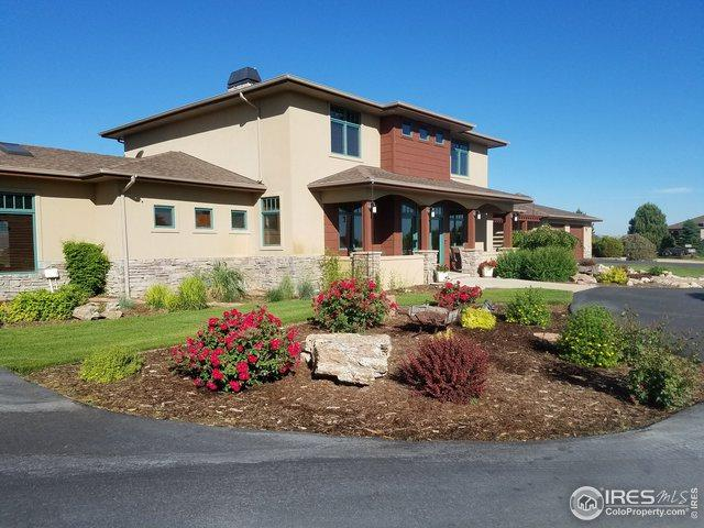 39659 Rangeview Dr, Severance, CO 80610 (#882437) :: The Griffith Home Team