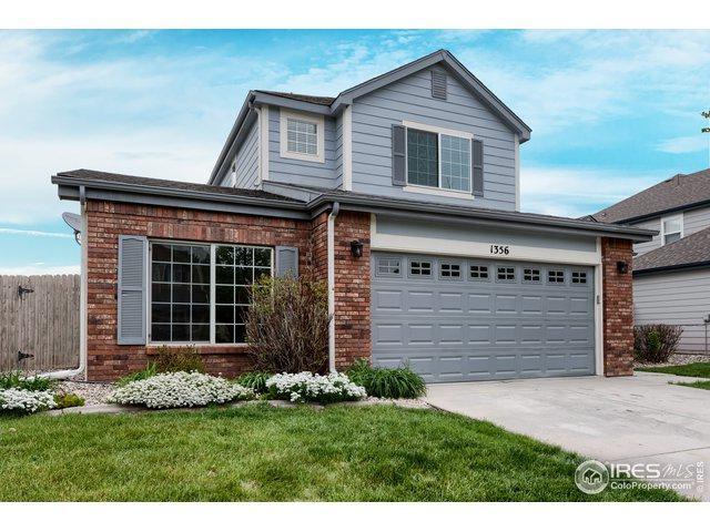 1356 Saint John Pl, Fort Collins, CO 80525 (#882441) :: The Griffith Home Team