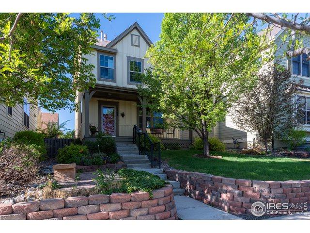 1508 Harvest Dr, Lafayette, CO 80026 (#882444) :: The Griffith Home Team
