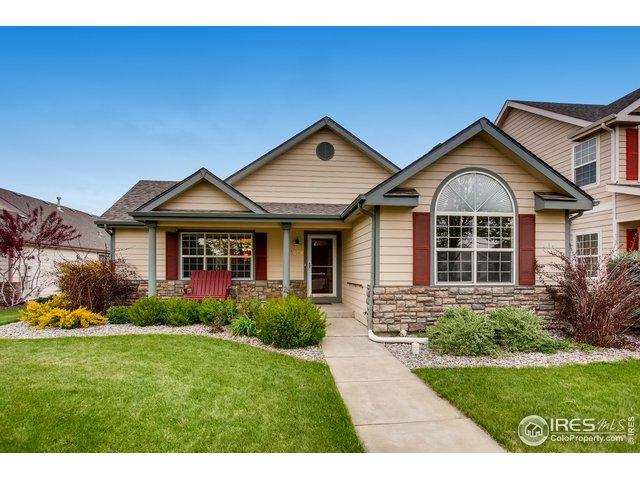 1408 Hearthfire Dr, Fort Collins, CO 80524 (MLS #882448) :: Kittle Real Estate