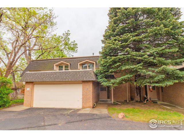 3850 Paseo Del Prado #3, Boulder, CO 80301 (MLS #882455) :: Kittle Real Estate