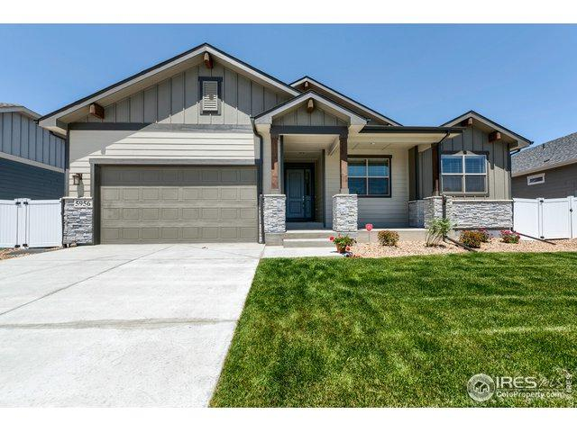 5956 Clarence Dr, Windsor, CO 80550 (MLS #882463) :: Keller Williams Realty