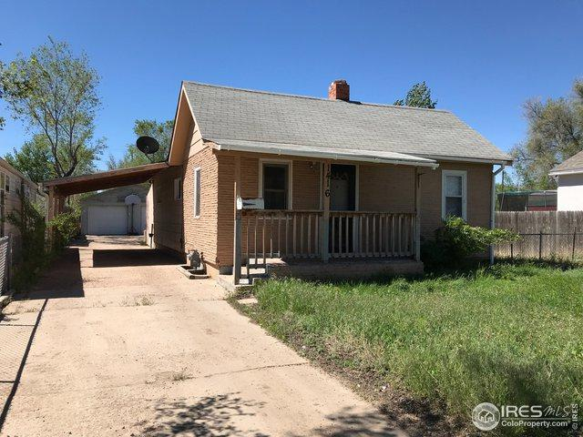 1416 6th St, Greeley, CO 80631 (MLS #882464) :: June's Team