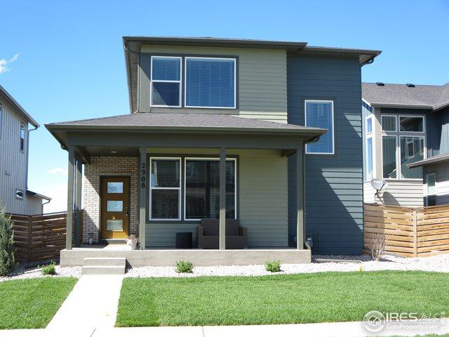 2908 Comet St, Fort Collins, CO 80524 (#882472) :: The Griffith Home Team