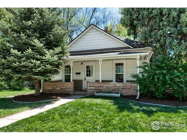 813 Laporte Ave, Fort Collins, CO 80521 (MLS #882474) :: 8z Real Estate