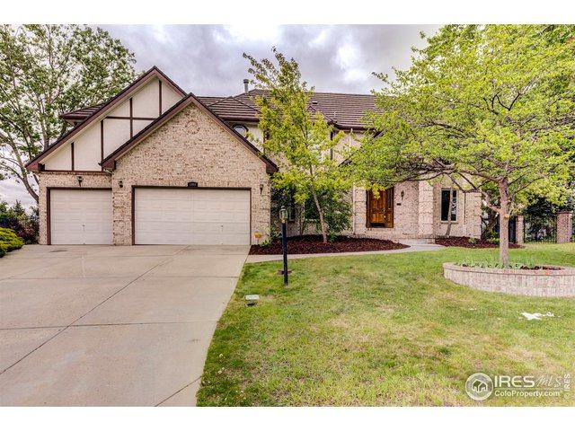 5906 Braun Way, Arvada, CO 80004 (MLS #882475) :: Kittle Real Estate
